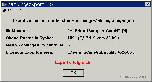 ZahlungsExport