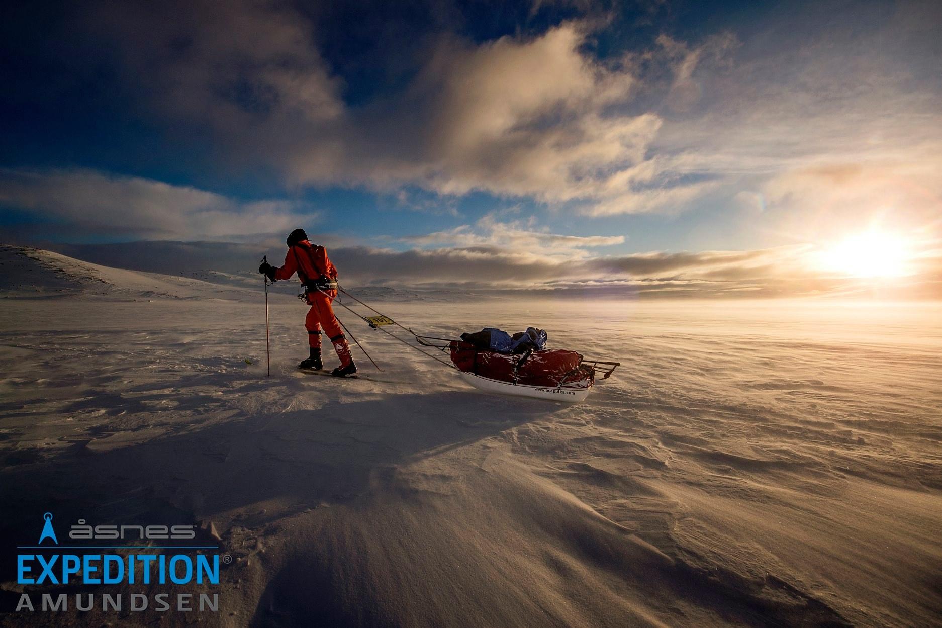 Expedition Amundsen